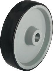Blickle Räder mit Polyurethan-Laufbelag Tragfähigkeit 150kg