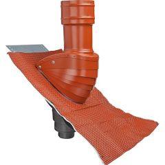 Geba Dachhauben Schmutzwasserentlüftung Typ SDS DN110