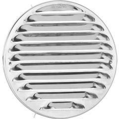 Lunos Außengitter Metall/Edelstahl 175mm 039909