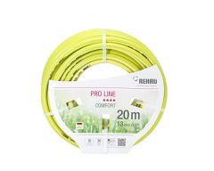 Rehau PVC-Wasserschlauch 3/4 50 Meter Trikot gelb