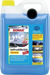 SONAX AntiFrost und Klar-Sicht Konzentrat 5 Liter