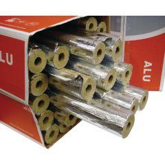 Mineralfaserschale WLG035 35/30mm alukaschiert 100%