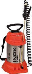 MESTO Hochdrucksprühgerät Inox Plus 6 L, FPM, silber