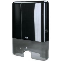 Tork Xpress Spender, schwarz für Multifold Handtücher
