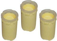Ölfilter Sinterkunststoffeinsatz Siku 50-75µm gelb - 116301250
