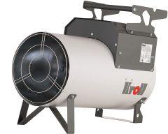 Kroll Gasheizer P 45 Piezo Zündung 22-46 KW