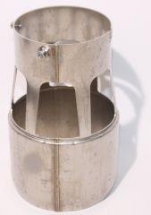 Viega Rotguss-Gewindefitting Verschraubung flach dichtend Typ 3331