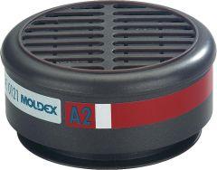 Moldex Gasfilter A2 für Maskenkörper Serie 8000
