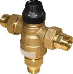 Thermomischer Easyflow Typ 739, DN20, 20-45°C, kv 2,5