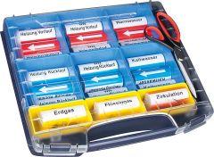 WS I-Boxx Klebebezeichungsbänder