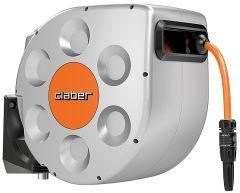 Claber Wand-Schlauchtrommel Automatik mit 30m Schlauch DN15