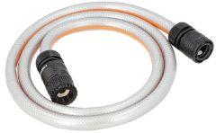 Claber Anschluss-Set für Schlauchtrommeln, Länge 1,5m, DN15(