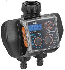Claber Bewässerungscomputer Dual Select Zweikreis, DN20(3/4