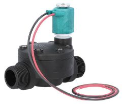 Claber Magnetventil AG DN25(1) Spannung 9V, Betriebsdruck 0