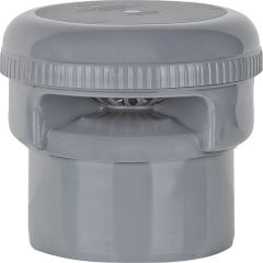 CARBONIT RohrbelüfterNW 50/40 Farbe:Grau