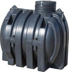 Erdspeicher Basic CU - 3000 Liter LxBxH: 1920x1585x1875mm