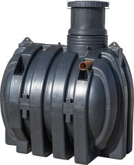 Intewa Erdspeicher Comfort 3000 Liter LxBxH: 1920x1585x2295mm