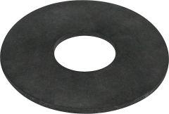 Gummi-Membranen flach f.Spülkästen 62 x 31 x 2,2mm 25 Stück