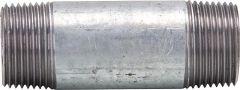 Rohrdoppelnippel verzinkt 1/2 30mm