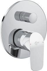 IDEAL STANDARD UP-Wannenmischer Ideal Standard Ceraflex, Rosette d=163mm, verchromt