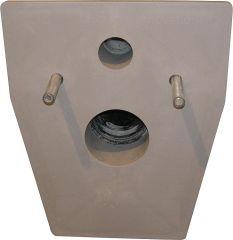 WC Fix Montageadapter