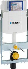 GEBERIT GIS - Wand-WC min, 114 cm, mit UP-Spk. UP320