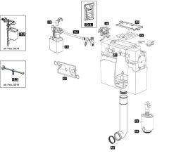 Schwab Verschlussplatte 239333