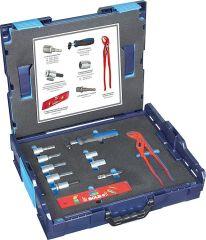 WS L-Boxx 102 Spezialwerkzeug WS Set 2, Befestigung