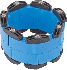 PSI Handwerker-Set d=125mm x AD Rohr 80-89mm