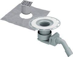 Viega Ablaufgarnitur 4927 Abgang 40/50 mm mit Geruchverschlu
