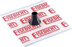 Eisedicht Leitungsmanschette FRGD125 für Rohre 100-130mm