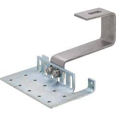 Sunex Grundplatte mit Trägerbügel & Schlossschrauben
