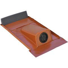 Solar Rohrdurchführung Typ Ton 20-65mm rot 2 Stk.