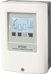 Sorel Differenztemperaturregelung MTDC V5, ohne Fühler
