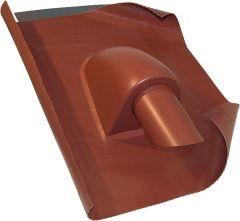 Solardurchgang universal D50/70 rot