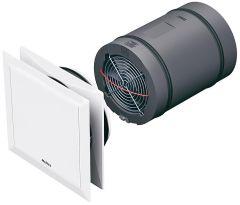 Helios Geräteeinheit mit Innenblende Typ EcoVent Verso KWL EC 45-160