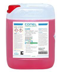 Conel WC-Kalk-/Urinsteinkiller 5 Liter Flasche Konzentrat