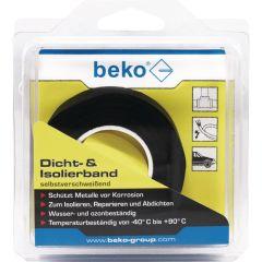 Beko Dicht- und Isolierband 19mm Rolle 5m schwarz - 26205019