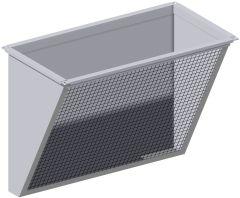 Remko Umluft-Ansaugformstück UA Baugröße 30 - 385415