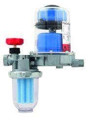 Afriso Heizölentlüfter FloCo-Top-1K mit integriertem Filter und Absperrventil