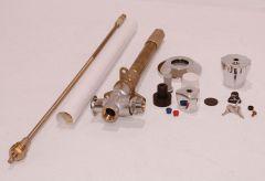 Schlösser Frostsichere Außenarmatur DN15 1/2 240-410mm
