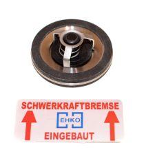 Ehko Schwerkraftbremse Typ 73 S, DN32 1 1/4