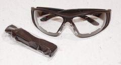 Schutzbrille Worker UV 400 klar
