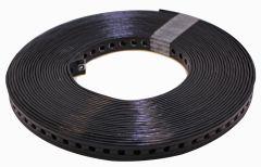 Lochband kunststoffbeschichtet Breite 14mm / Rolle a 10 m