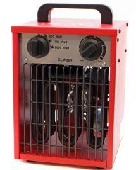 EUROM Heizlüfter EK 2001 0/660/1320/2000 Watt 230 V
