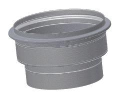 Inno-Products Flex-Verteiler PE Anschluss-Verbinder NW180/150