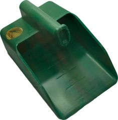 Lister Futterschaufel aus Kunststoff - 34-3000000
