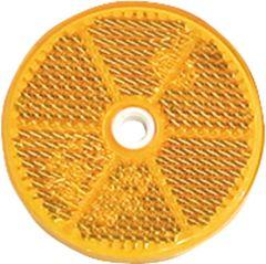 Rückstrahler gelb Durchmesser: 60mm