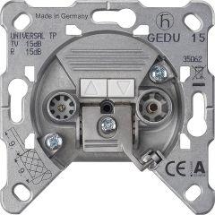 Siemens Antennen-Duchgangsdose/ Enddose 4 bis 24 00 MHz