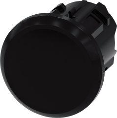 Siemens Blindverschluss, runde Befehlsstellen, schwarz
